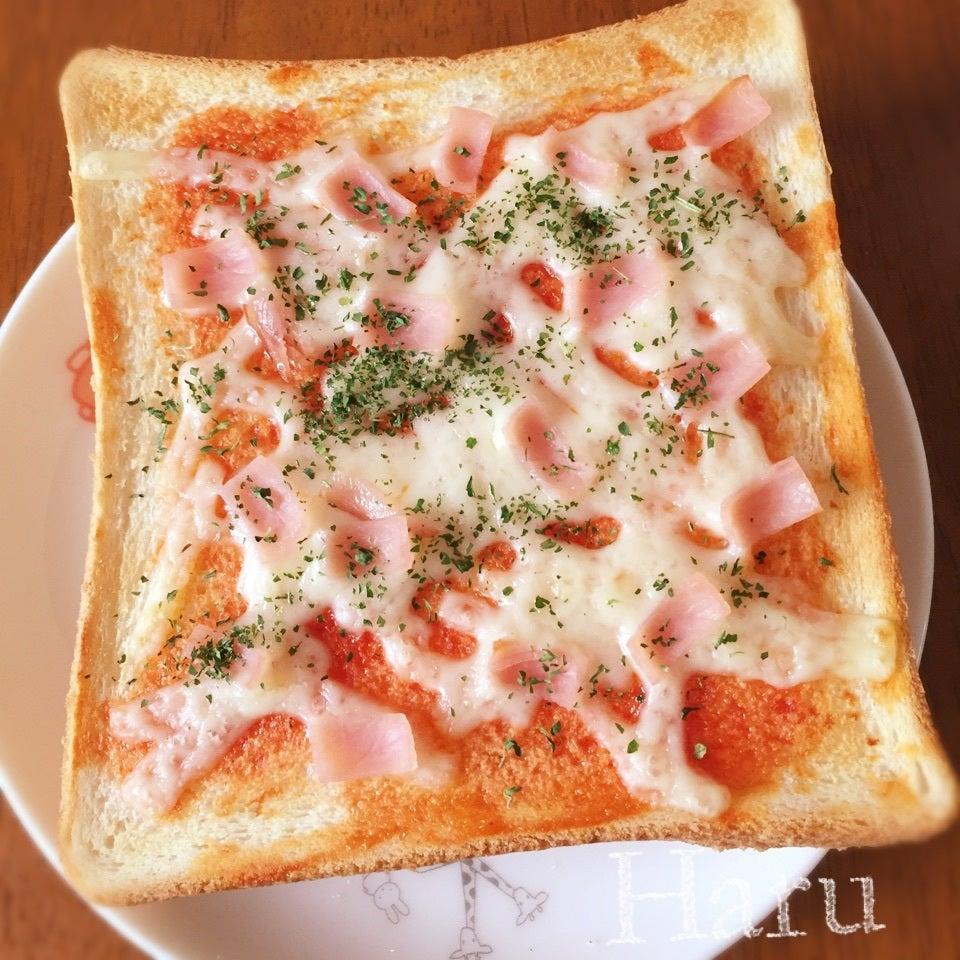 1.ハムとチーズ