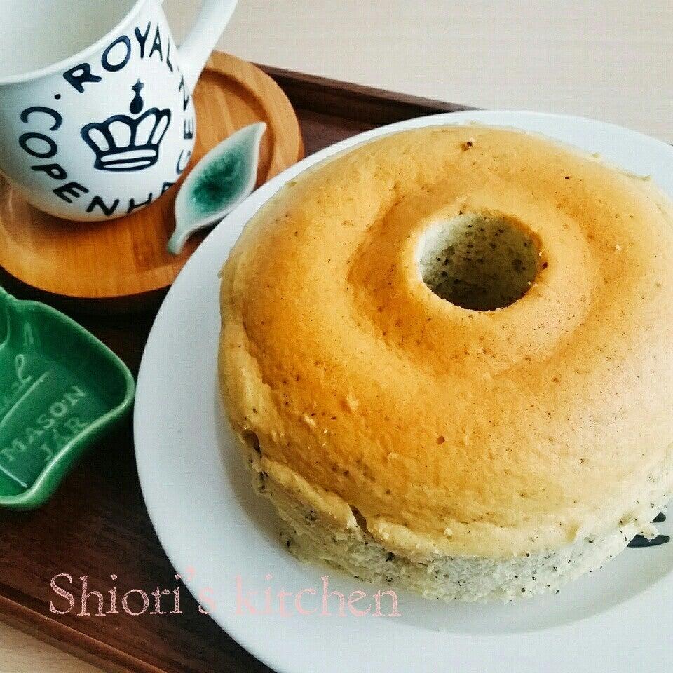 基本となる炊飯器シフォンケーキ