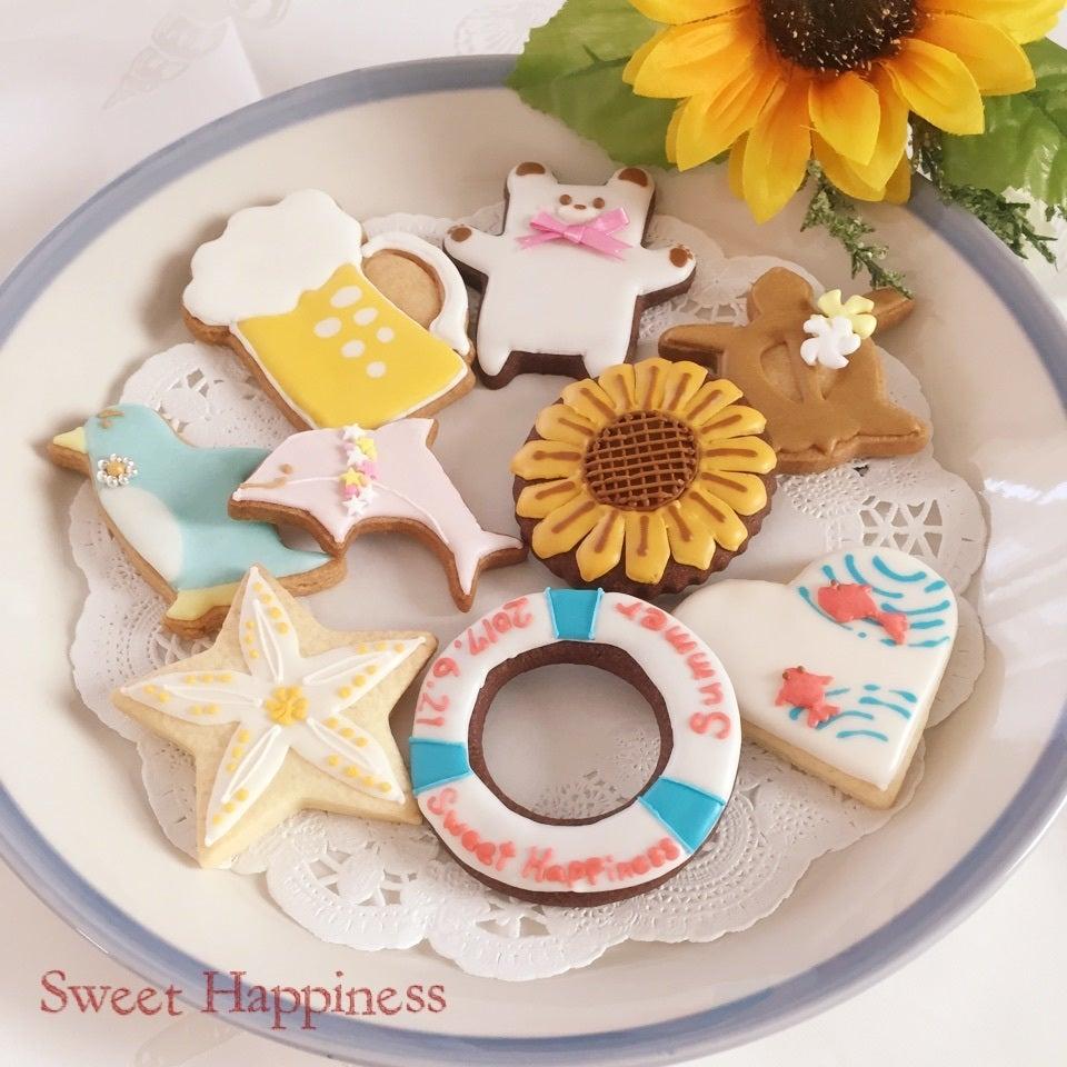 夏にぴったりなアイシングクッキー10選!