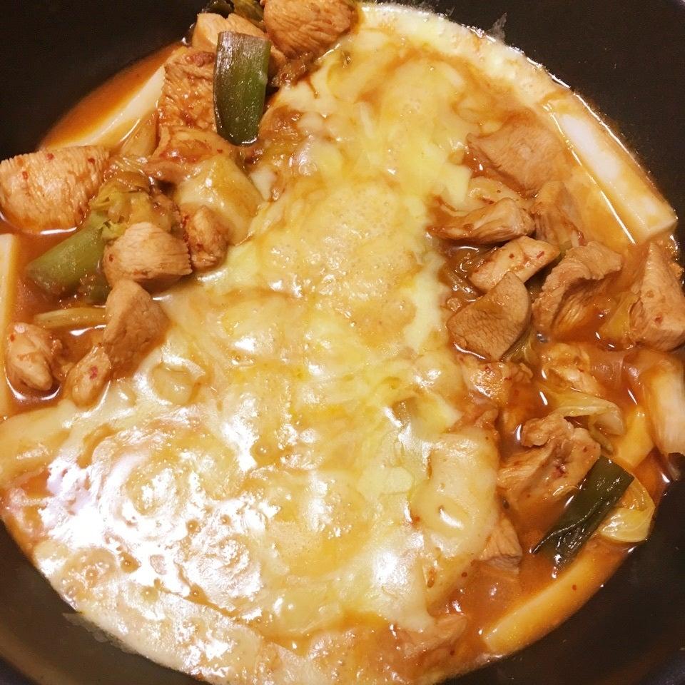チーズタッカルビ (甘口)