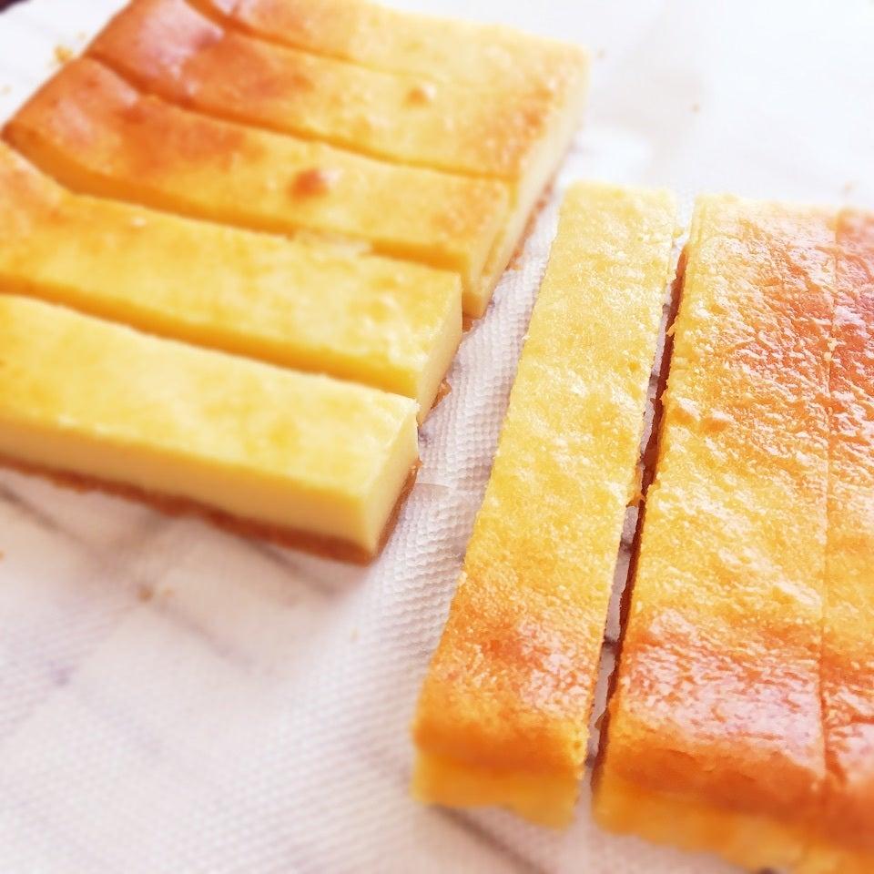 5、ベイクドチーズケーキ