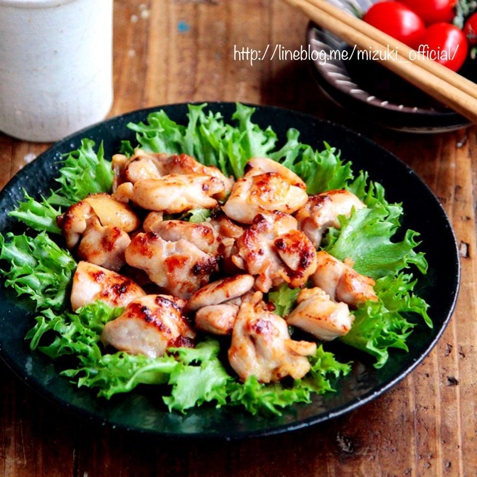 5. 鶏モモの塩マヨ