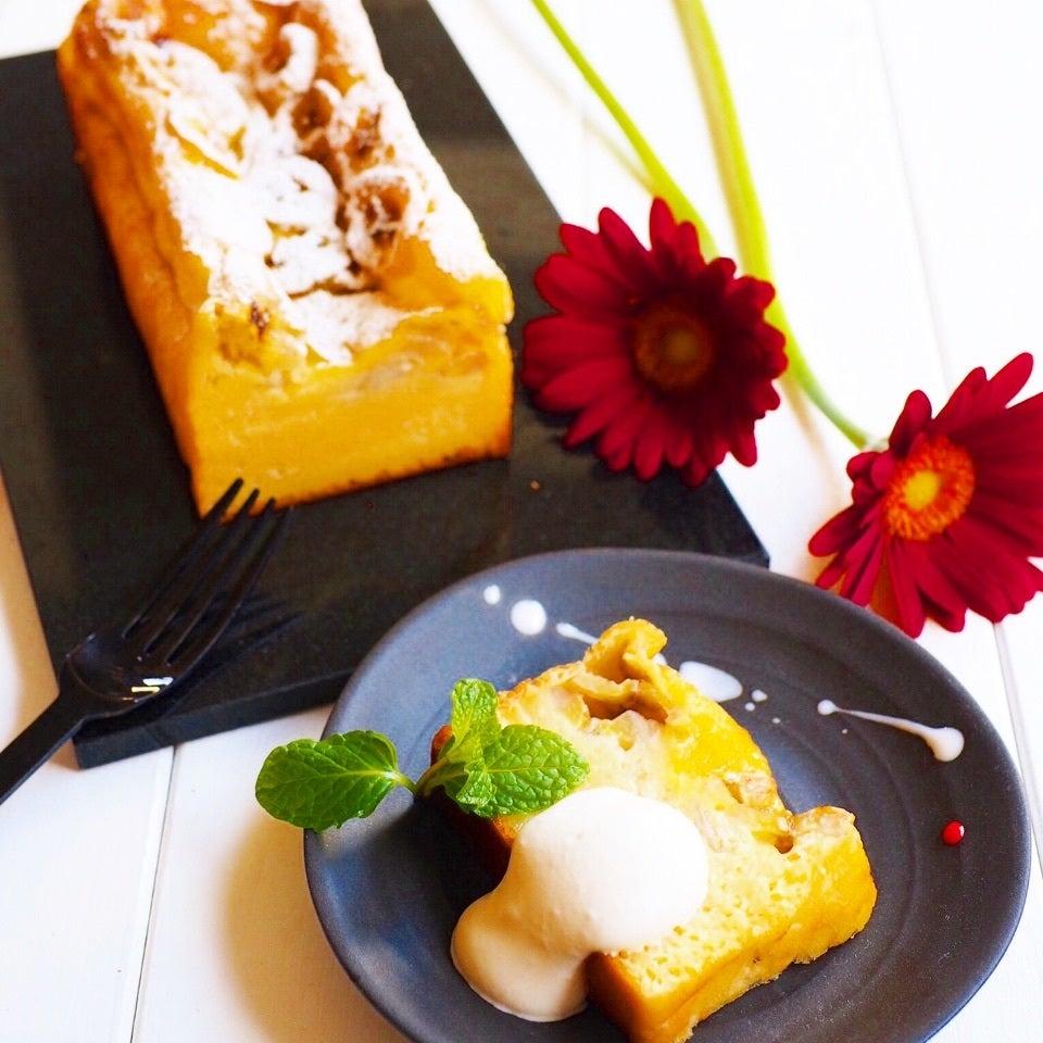 8.豆腐を使ってヘルシーケーキ