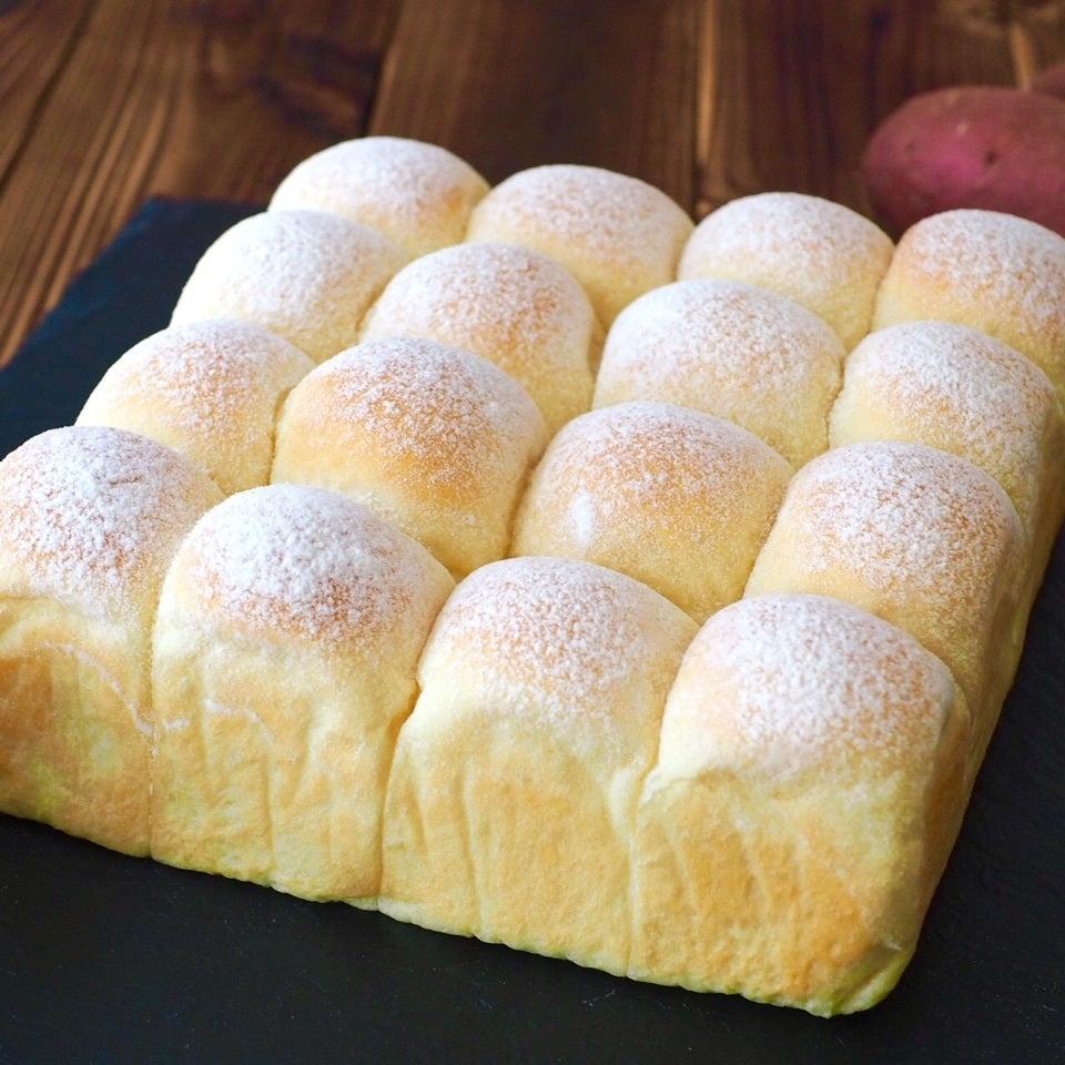 ふわふわちぎりパンで夢気分♩