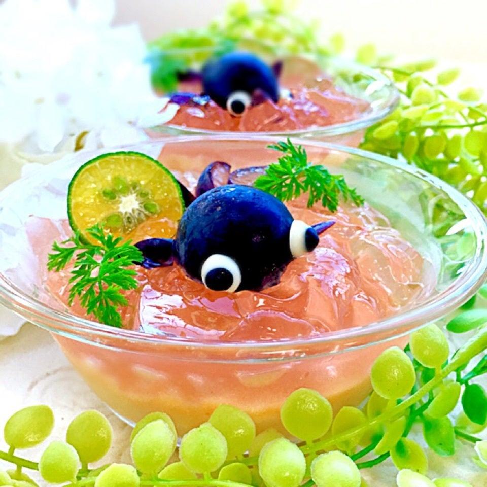 金魚onクラッシュタイプ