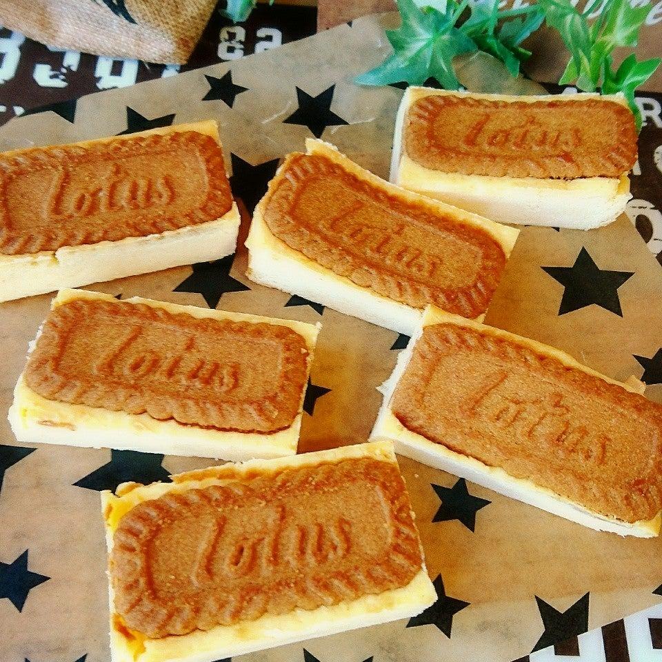 1. ロータスチーズケーキ