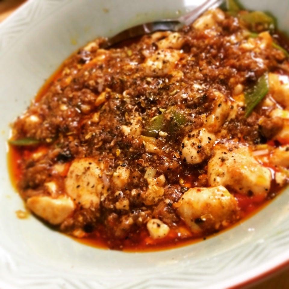 2.四川風麻婆豆腐
