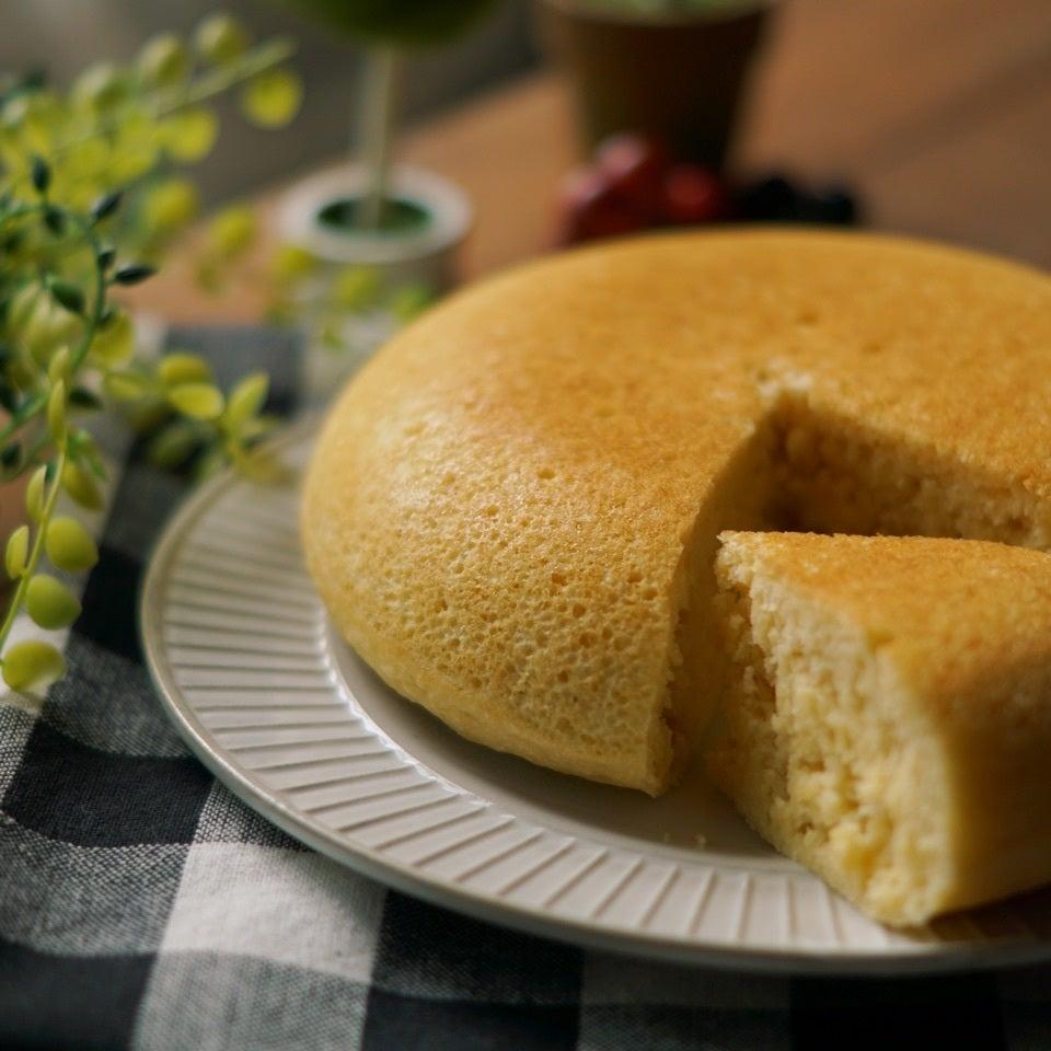 おいしいホットケーキでおやつ代の節約を♩