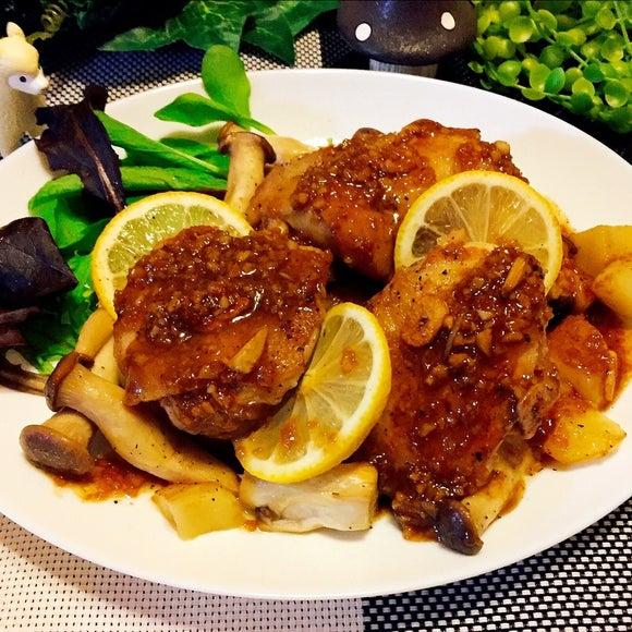 【基本レシピ】ガリバタチキンでスタミナ満点!アレンジ3選も◎